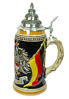 Germany Coat of Arms / Eagle Stein 10.2inch
